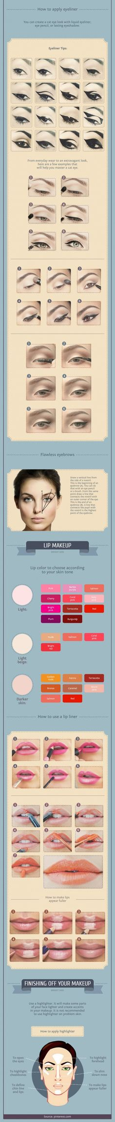 The Ultimate Makeup Guide Every Woman Must Know