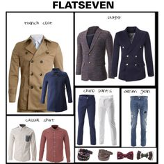 """""""OUTFITS #3"""" by flatseven on Polyvore FLATSEVENSHOP.COM"""