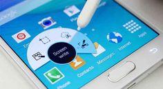 Galaxy Note 7 Kavisli Olacak