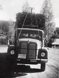 Gamle lastebiler