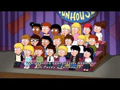 Family Guy Seizoen 12 - You don't do that on television, Peter! - YouTube