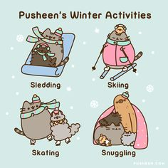 Comics Archives - Page 2 of 34 - Pusheen How To Draw Pusheen, Pusheen Love, Pusheen Cat, Cute Animal Drawings, Kawaii Drawings, Easy Drawings, Funny Animal Memes, Cat Memes, Pusheen Christmas