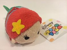 Disney Tsum Tsum Ariel - From The Little Mermaid - Japan Disney Store Exclusive Disney