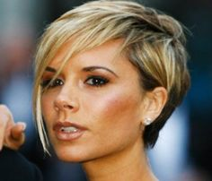 The transition haircut I want... not cut off completely, but still short & awesome!