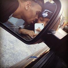 Chris Brown et Karrueche Tran