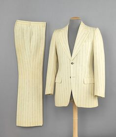 Have a double breasted edition of this type suit from the Ted Lapidus, Vintage Outfits, Vintage Fashion, Costume Collection, Sharp Dressed Man, Men's Wardrobe, Cannes, Men Dress, Cool Outfits