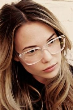 Clear Fashion Glasses For Women Fashion Clear Glasses Travel