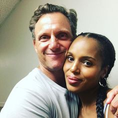 Pin for Later: Rejoice! The Stars of Scandal Reunite For Season 6