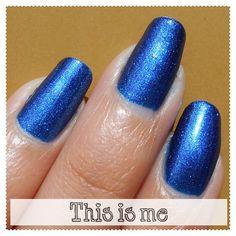 Nails detail