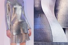 Match #338 Details at Paco Rabanne Fall 2013 | The Guggenheim Museum in Bilbao, Spain More matches here