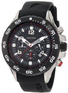 #Nautica Mens N17526g Chronograph Watch  women watch #2dayslook #new #watch #nice  www.2dayslook.com