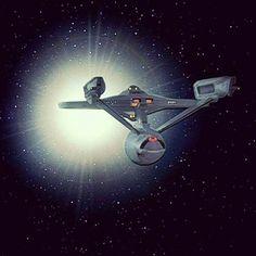 Nave Enterprise, Uss Enterprise Ncc 1701, Star Trek Enterprise, Star Trek Voyager, Star Trek Rpg, Star Trek Show, Star Trek Dress, Star Trek Wallpaper, Starfleet Ships