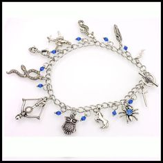 """Percy Jackson"" Charm Bracelet - FREE SHIPPING !!!"