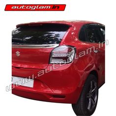 Looking for Maruti Suzuki Baleno LED Tail Lights? Spice it up with Autoglam LED Tail Lights. These are plug and play and it gives wonderful rear look to the car. Led Tail Lights, Projector Headlights, Car Accessories, Spice Things Up, Style, Auto Accessories, Stylus, Car Gadgets