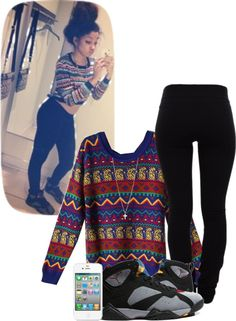 """""""Untitled #494"""" by imoni-dixon ❤ liked on Polyvore"""