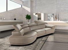 J&M Furniture | J&M Futon | Modern Furniture Wholesale | New York NY | New Jersey NJ :: Premium Leather Sectionals :: Marisol Premium Leather Sectional