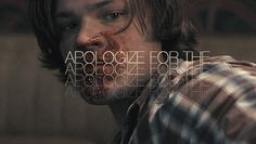 no one apologized for making me this way (2) | Supernatural