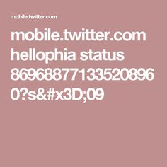 mobile.twitter.com hellophia status 869688771335208960?s=09