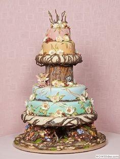 Cakes, Cakes, Cakes wedding-ideas wedding-ideas