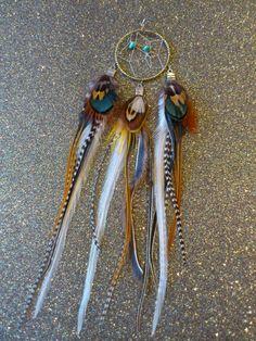 Dramatic Native American Solo Dreamcatcher