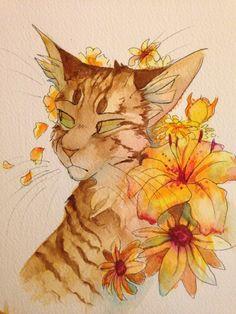 Cats n trash Warrior Cats Comics, Warrior Cats Series, Warrior Cat Drawings, Warrior Cats Fan Art, Warrior Cats Art, Animal Drawings, Cute Drawings, Manga Dragon, Posca Art