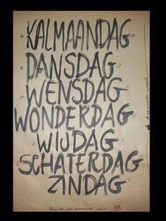 New words for the week by Van der Duim art The Words, More Than Words, Cool Words, Favorite Quotes, Best Quotes, Funny Quotes, Nice Quotes, Amazing Quotes, Positiv Quotes
