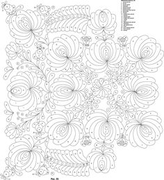 Изображение :: RukoDelie.by Hungarian Embroidery, Folk Embroidery, Embroidery Patterns, Lace Making, Hungary, Adult Coloring, Line Art, Folk Art, Cross Stitch