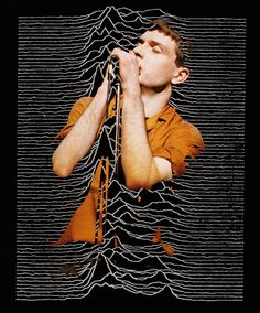 Joy Division #iancurtis #unknownpleasures