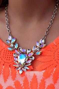 Star Bright Statement Necklace