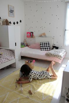 Shared kids' rooms