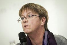 Marie-Pierre Philipps, développement de l'emploi et des compétences SNCF / Forum Bien vivre au travail SNCF (novembre 2013) 2013, Marie, November, Stone
