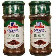 szechuan peppercorn ground
