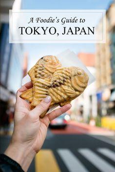 Tokyo Japan Best Food and Restaurant Guide
