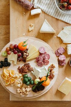 Home Decor and Lifestyle from Hello Lovely Studio: Gorgeous cheese board on Rip and Tan