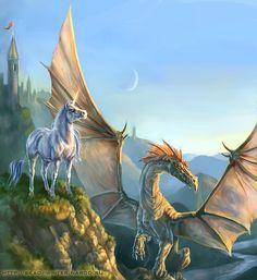 Fantasy by SnowSkadi.deviantart.com on @deviantART