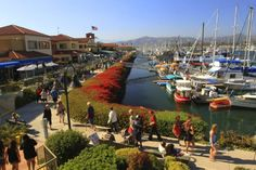 Ventura Harbor Village-- 1583 Spinnaker Drive in Ventura
