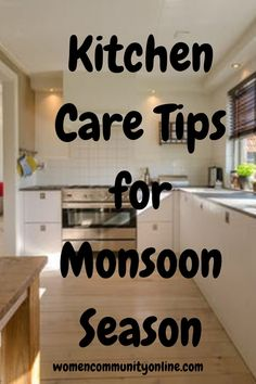 Kitchen Care Tips for Monsoon Season #kitchencare #kitchencaretips #kitchencaregoals #kitchencareessentials #kitchencareitems #kitchencareroutine #kitchencaredaily #kitchencaremusthave Online Blog, Kitchen Hacks, Monsoon, Home Remedies, Community, Seasons, Tips, Home Decor, Women