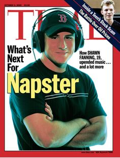 Napster - Time Magazine