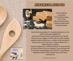 Fudge Recipes, Usb Flash Drive, Sweet Treats, Recipies, Cooking Recipes, Sweets, Food, Cookie Ideas, Afrikaans