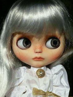VICTORIA - míru OOAK Blythe Doll ChassyCat | eBay