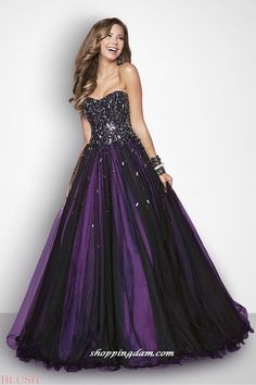 Ball Gowns | Beautiful Blush Ball Gowns 2013 Collection Style 5200 - I would totally wear this.