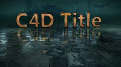 """I use Cinema 4D and i use After Effects for compositing in after Effects i use Magic Bullet Mojo and Trapcode Particular Plugins and """"Action Movie Essentials - Video Copilot"""" a collection of stock footage elements for compositing. Dowload C4D project file and the stone textures in High Quality here: http://www.mustaphafersaoui.fr/c4d-title-aircraft-theme/ --- ►  Website: www.mustaphafersaoui.fr ►  Youtube chanel: youtube.com/user/fersaoui ►  VFX Tutors - ..."""