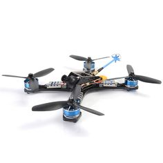 In Stock Diatone GT200S Stretch FPV Quadcopter RC Racing Drone F3 OSD SP2 V2 48CH VTX BLHeli_S  HS1177 600TVL Cam Brushless PNP