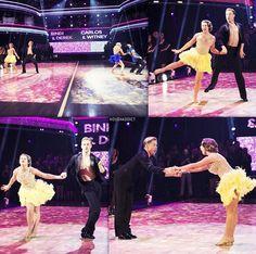 Week 8 Dance Off Bindi vs Carlos//Carlos won but I thought Bindi did better! #dwts #dancingwiththestars