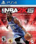 NBA 2K15 (Sony PlayStation 4 2014)