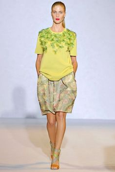 Nicole Farhi Spring/Summer 2012 Ready-To-Wear Collection | British Vogue