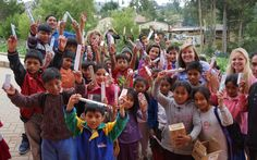 Toothbrushes and toothpaste Donation