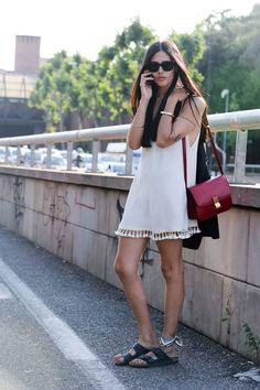 Street Style: The Women of Pitti  - ELLE.com