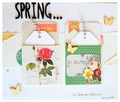 Circle Journal 2015   Meine liebste Jahreszeit   Frühling