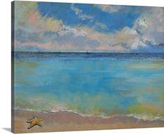 Starfish Seascape